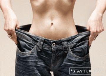 fogyni kg elveszíti az omentum zsírt