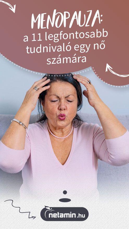 korai menopauza diéta