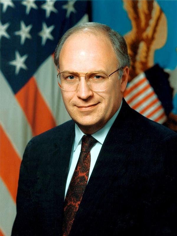 Dick Cheney fogyás