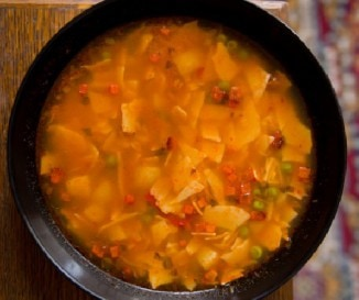 kimchi jjigae a fogyáshoz