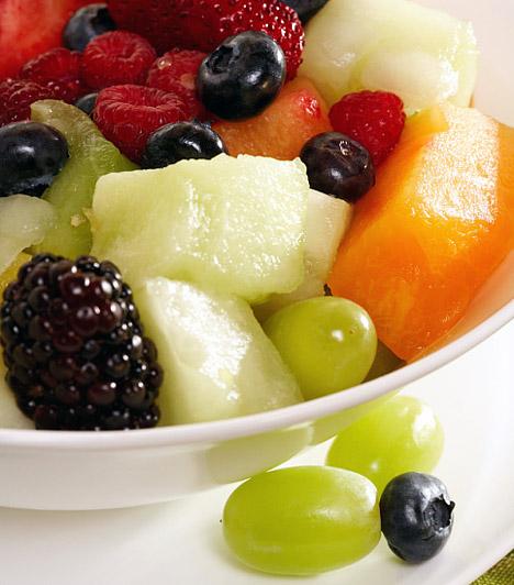 Az egészséges táplálkozás visszafordíthatja a metabolikus szindrómát