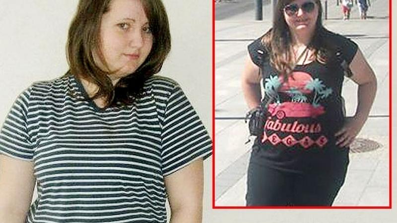 két hét alatt elveszíti a zsírt