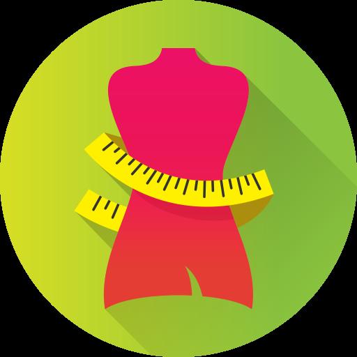 testmérések a fogyás nyomon követésére