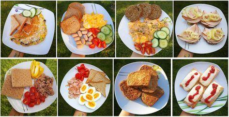 Diétás receptek reggelire, ebédre, vacsorára