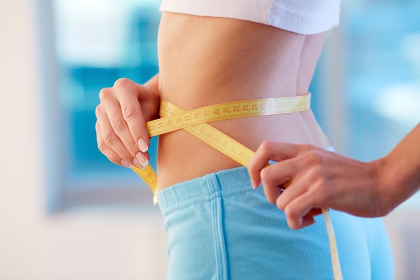 fogyás heti fél kiló fogyni kell has has