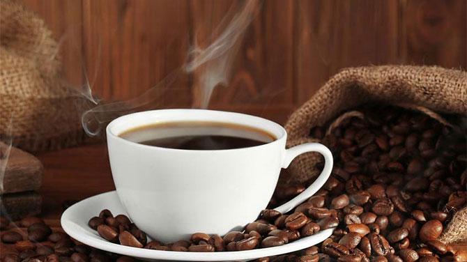 a kávé fogyás