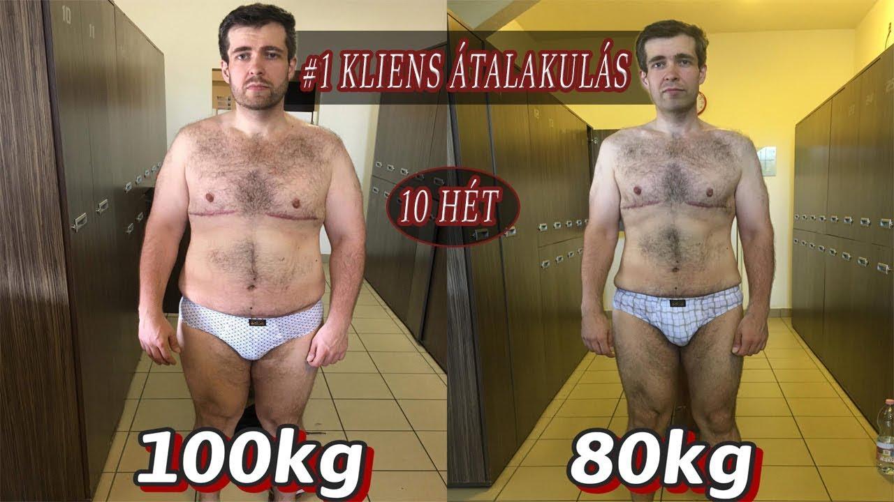 20 kg fogyás 5 hónap alatt