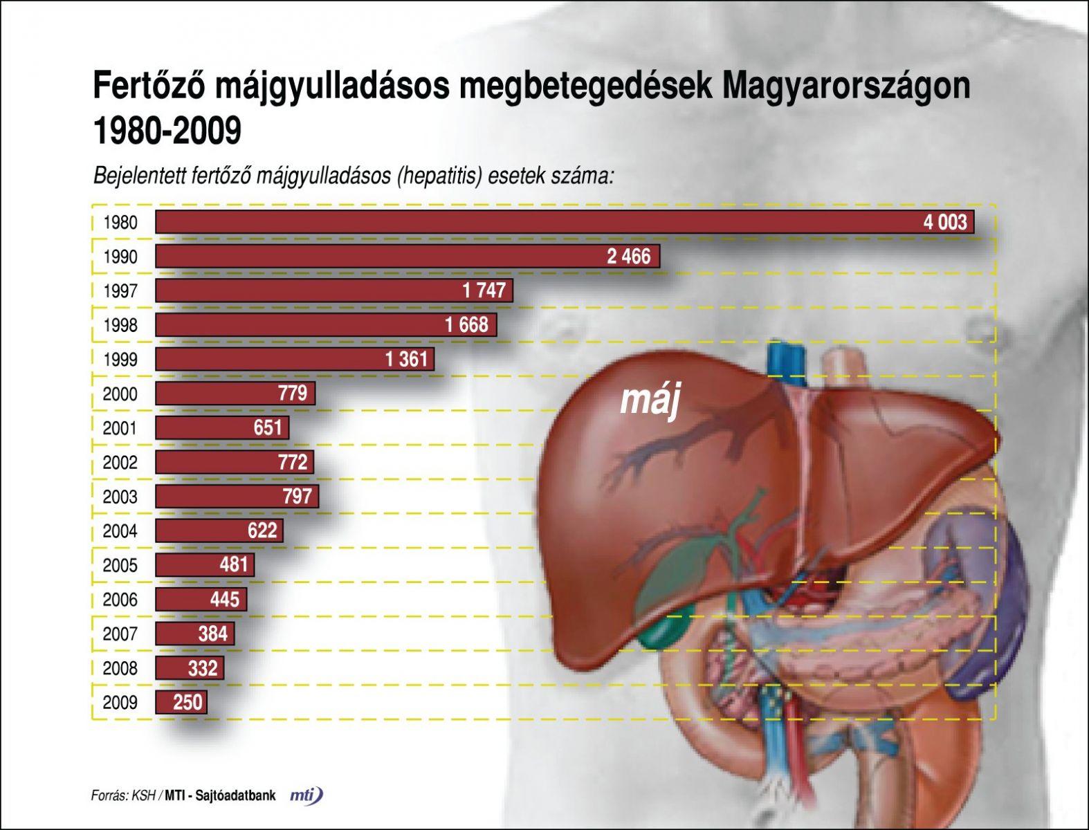 okozhat hepatitisz fogyást? a zsírégetőknek mellékhatásuk van