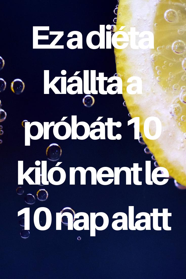 egészséges kevert italok a fogyáshoz