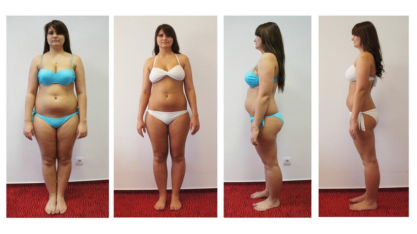 fogyás 8 hét alatt a legjobb zsírégetők a nők számára