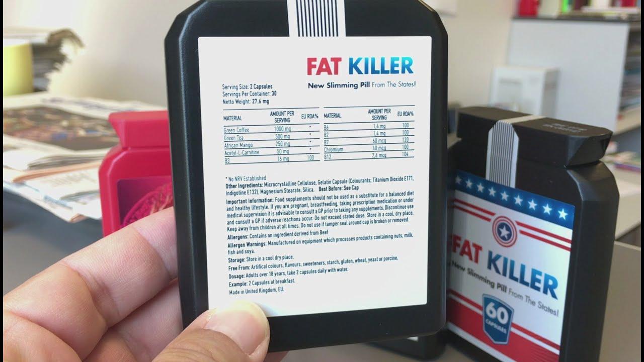 fatkiller kapseln
