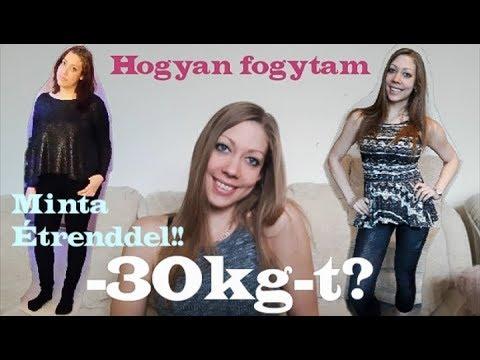 fogyni 30 kg