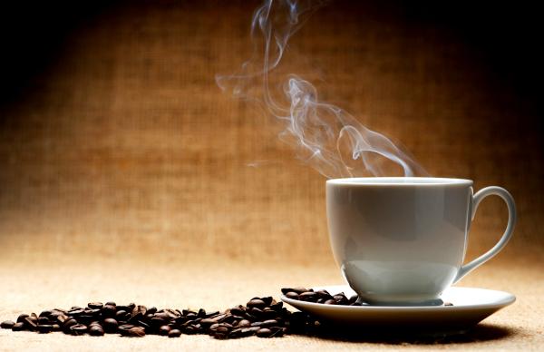 lecsökken a kávé