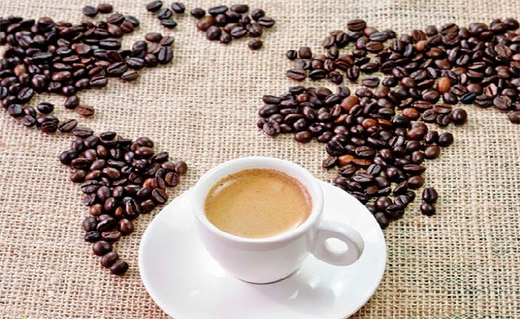 a kávé fogyni fog