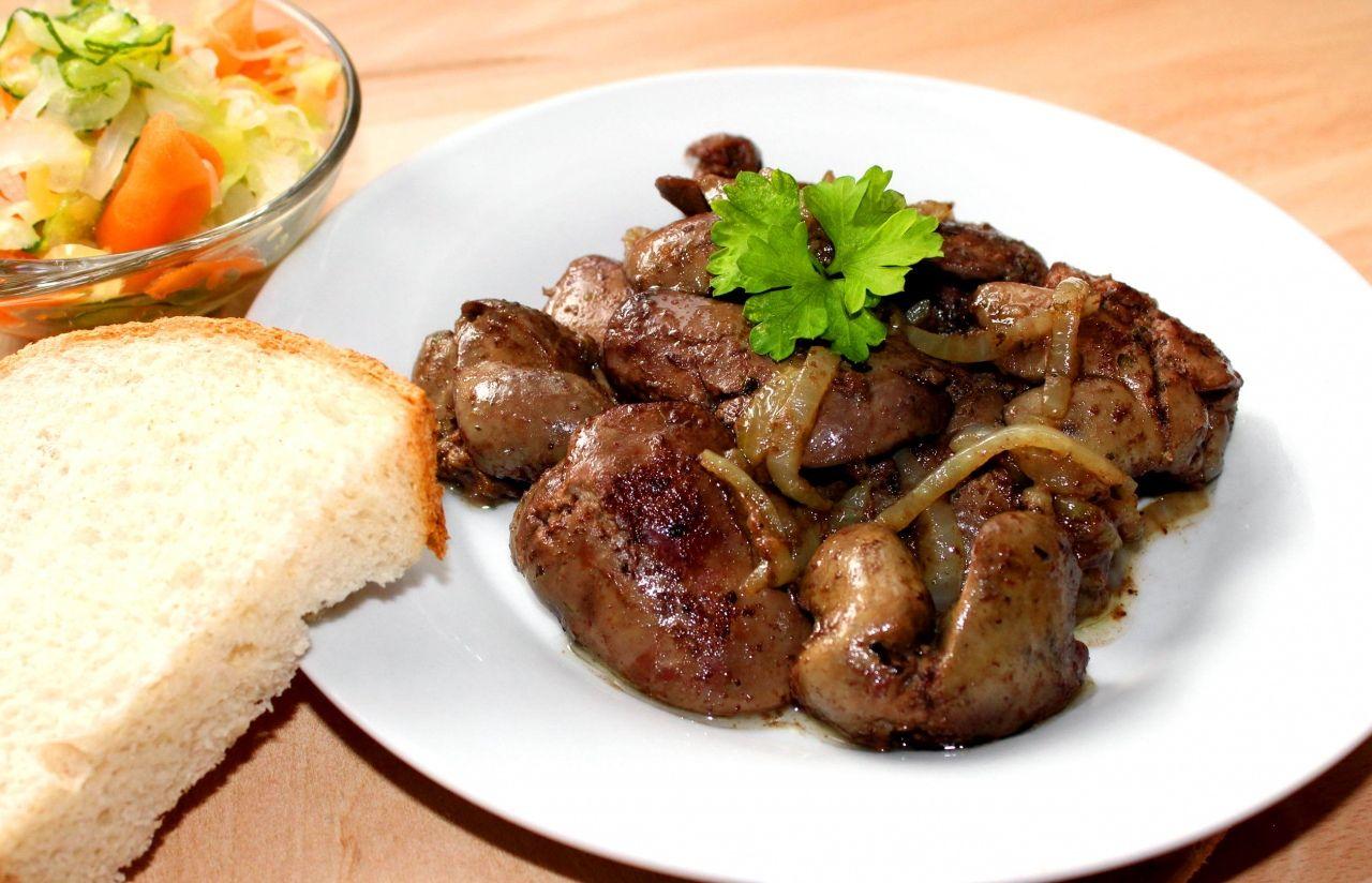 receptek a máj diétájához