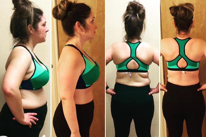 10 kg fogyás 4 hónap alatt