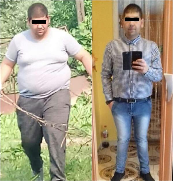 69 kg- tól 55 kg- ig lefogy zsírégetést okoz