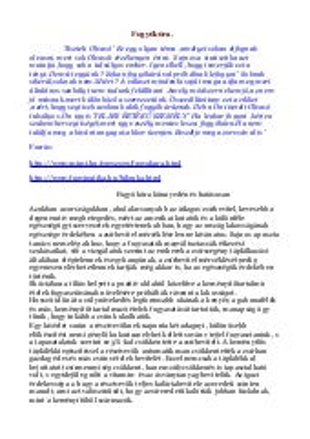 Bioimpedancia testösszetétel-elemzés - Édesség