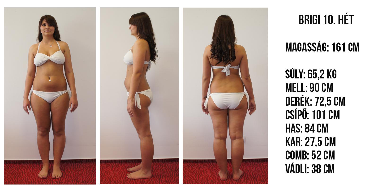 hogyan lehet fogyni 6 hét alatt a felesleges testzsír elégetése