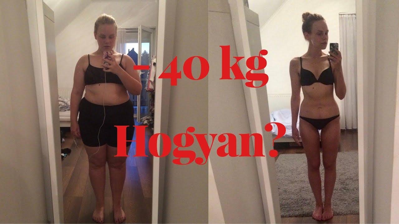 3 hét alatt lefogy 5 kg