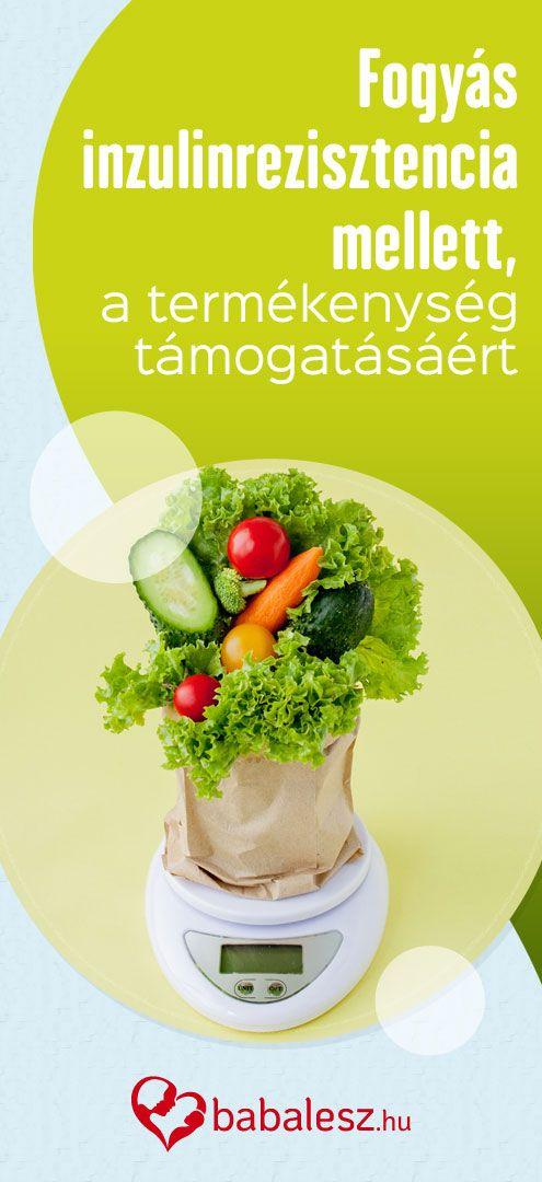 inzulinrezisztencia diéta fogyás