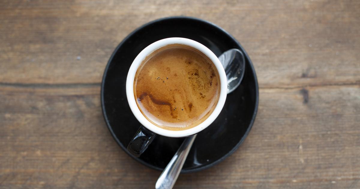 A kávé hasznos a fogyáshoz