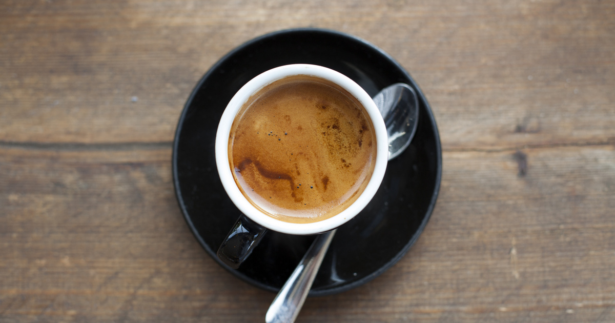 A kávé fogyaszt - Fogyókúra   Femina