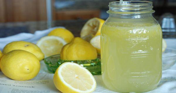 fogyókúra citrommal