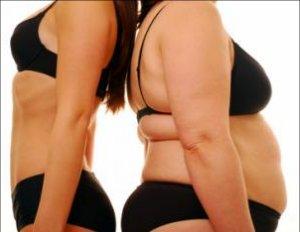 elhízott ember fogyás