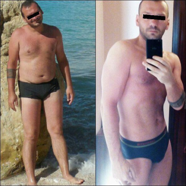súlycsökkenés 85 kg- nál 2 hónap alatt elveszíti a hasi zsírt